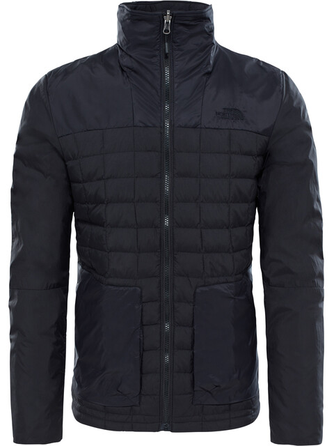 The North Face M's ThermoBall Full Zip In Jacket TNF Black